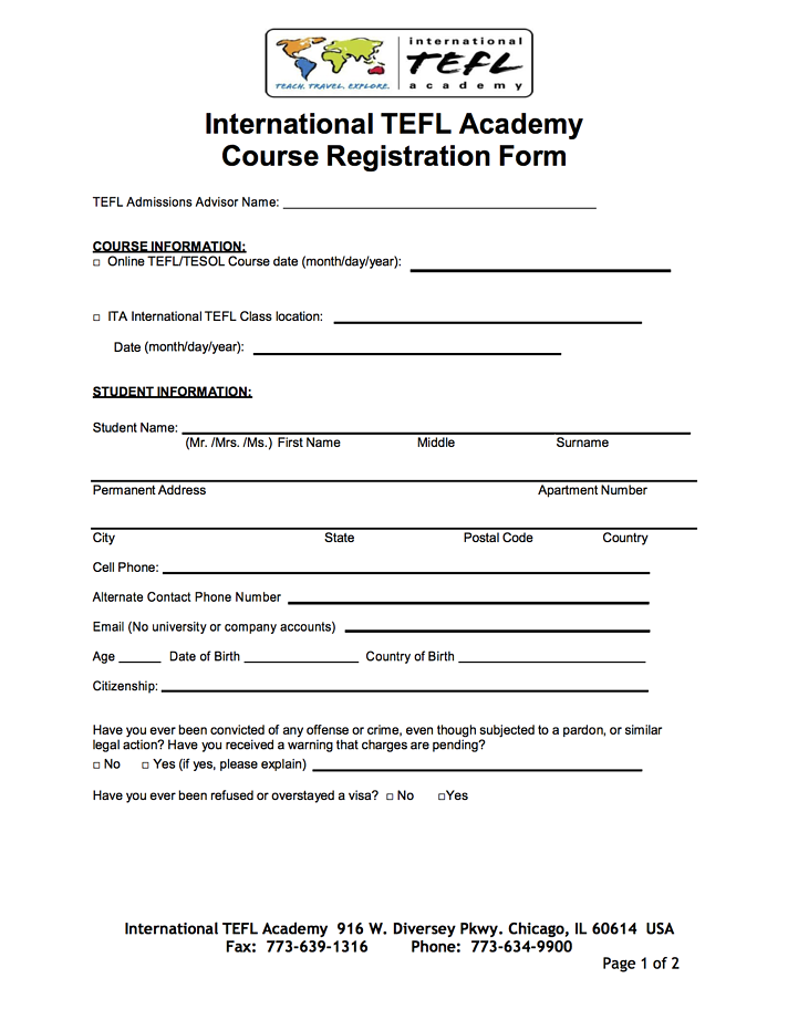 ITEFLA - registration-form-page-1-Aug 2019 copy