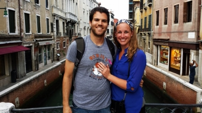 Love and romance - Teaching English in Italy
