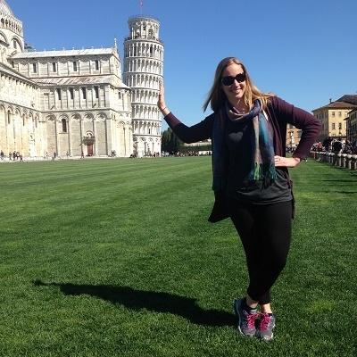 Jenna Berens - Teaching English in Milan