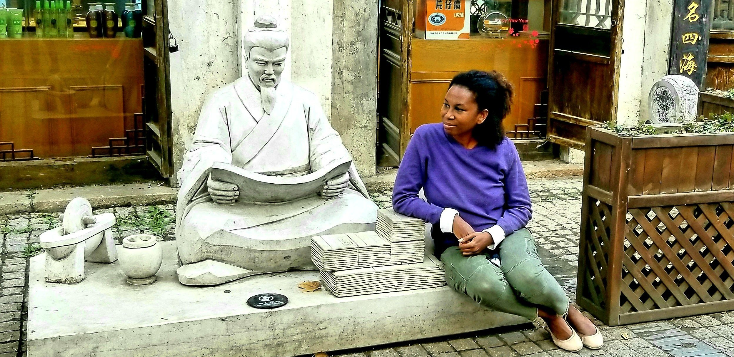 Finding an Expat community in China