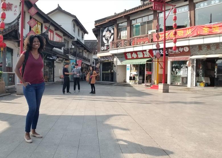 teach English in Guangzhou, China