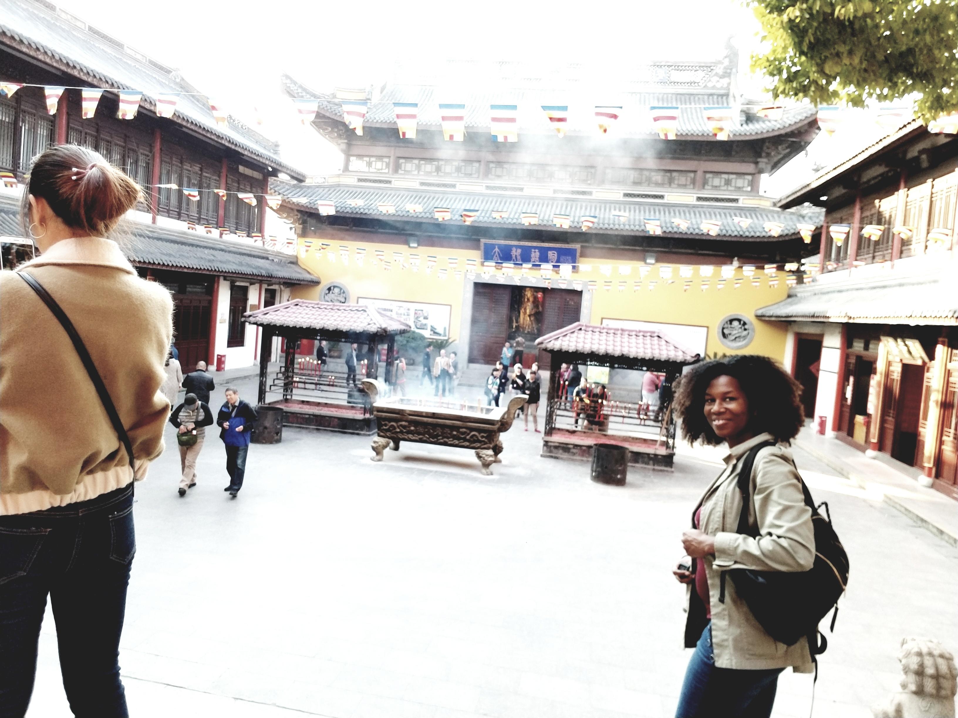 Teaching English in Guangzhou, China with aTEFL certification