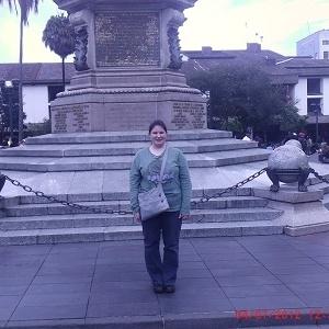 Teaching English in Cayambe, Ecuador
