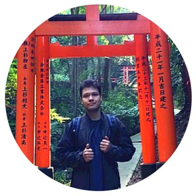 Gustavo Olivares - Teaching English in Nara, Japan