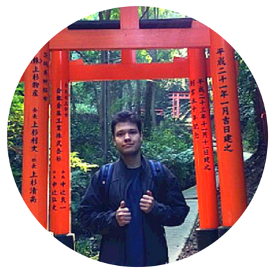 Gustavo Olivares - Teaching English in Nara, Japan