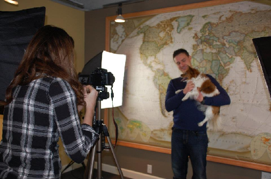 Can you take your dog when you teach English abroad?