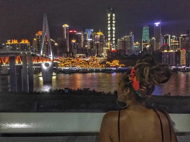 Jessica Stanton - Chongqing, China 2