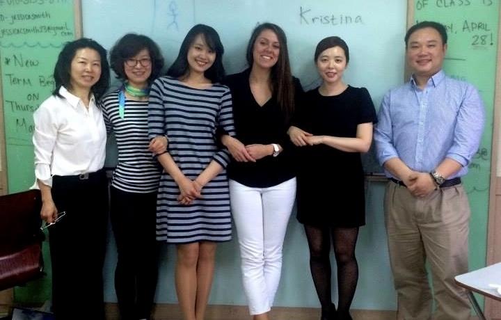How to Get a Job Teaching English in Korea