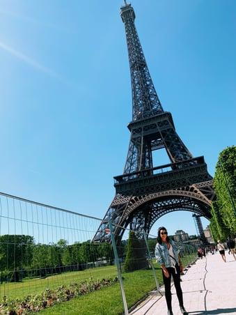 Julie Jessup - Paris, France 1