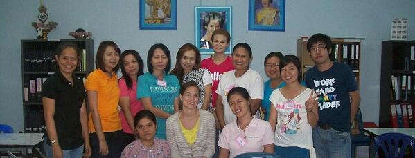 TEFL certification for teaching English Abroad