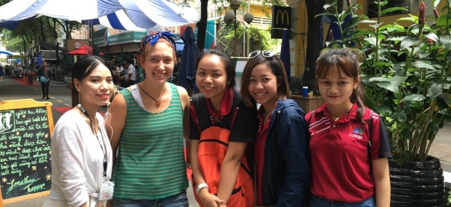 Visa Process for Teaching English in Cambodia