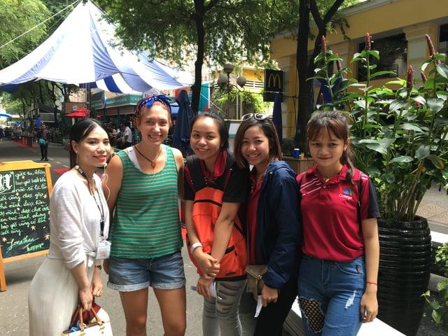 ITA Alumni Ambassador - Kate John - Phnom Penh, Cambodia