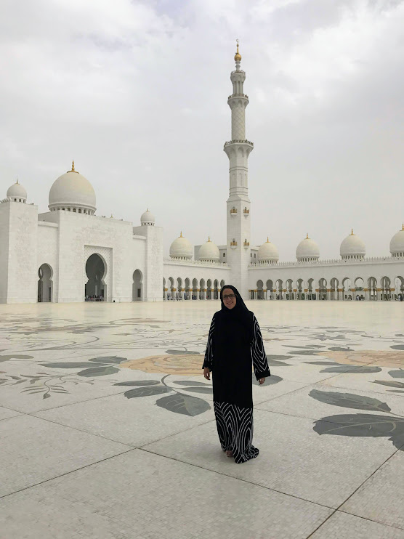 Appreciating Arabic Hospitality While Teaching English in the U.A.E.