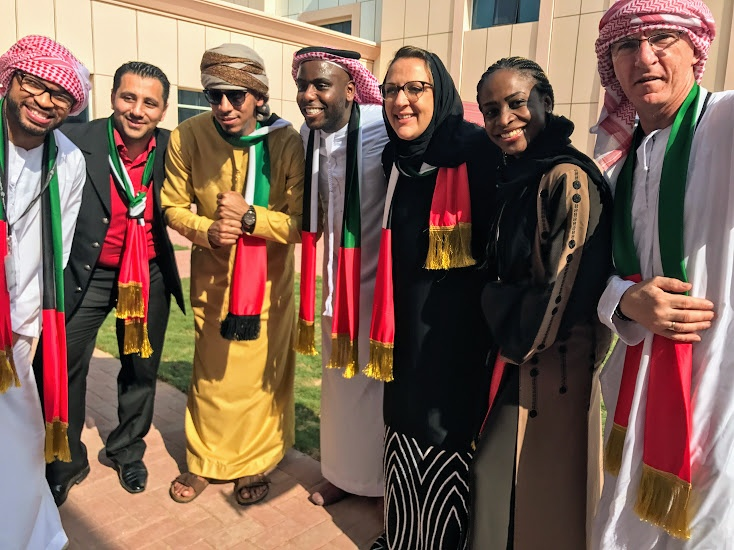 Teach English in the UAE