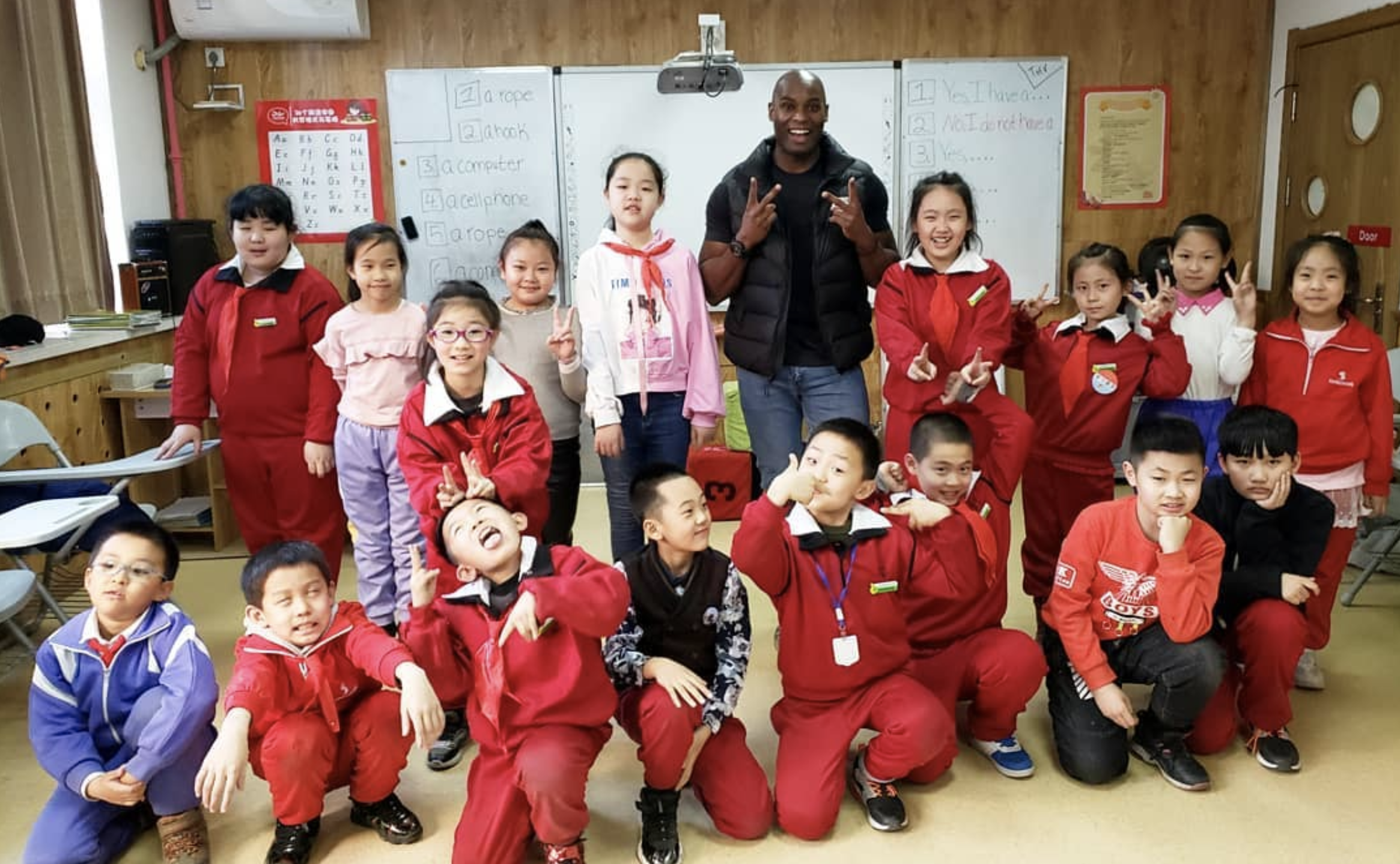 Teach English in China with International TEFL Academy