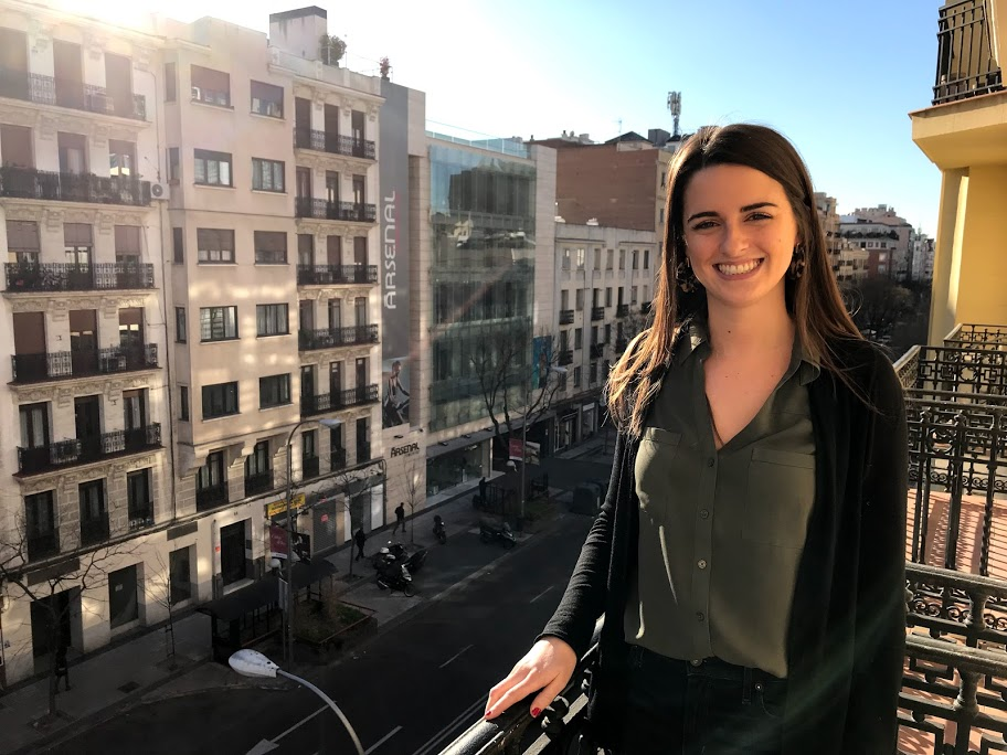 Teaching English in Madrid, Spain - Alumni Q&A with Kellie Kaufmann