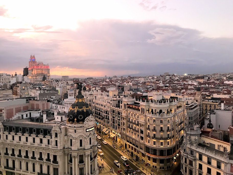 TEFL Madrid Spain