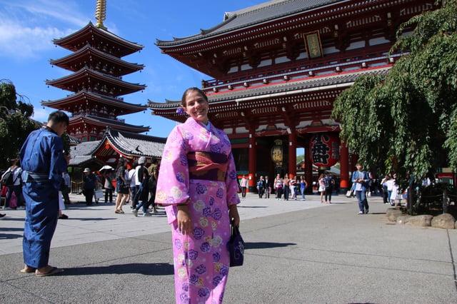 ITA Alumni Ambassador - Kelsie Foster, Kumamoto, Japan