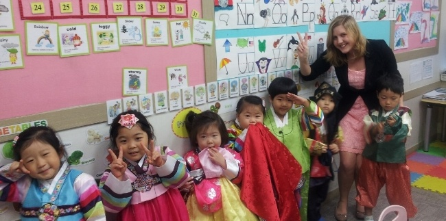 Requirements to Teach English in Korea