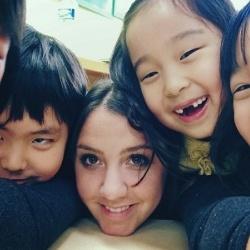 Laura Nalin Chicago TEFL Course - Teaching in Korea