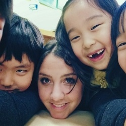 Laura Nalin Chicago TEFL Course - Teaching in Korea