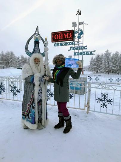 Kristine Bolt - Yakutia, Russia 25