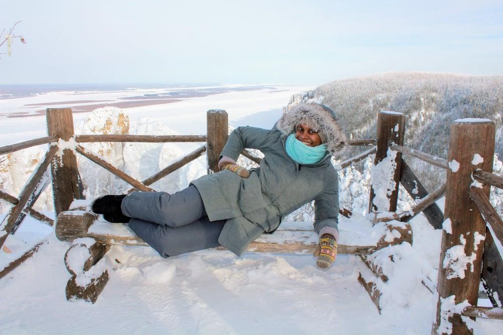 Kristine Bolt - Yakutia, Russia 9