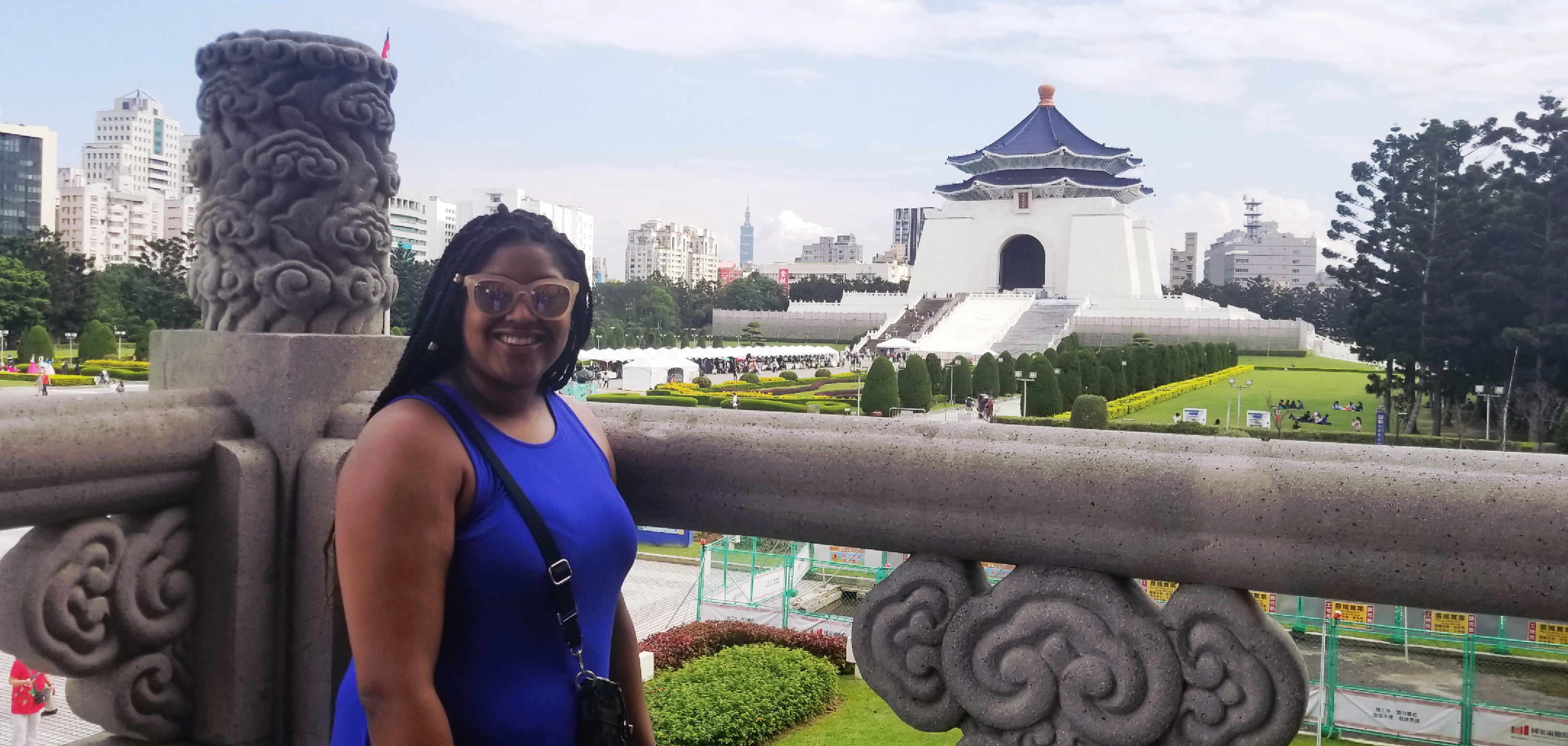 Teaching English in New Taipei City, Taiwan - Alumni Q&A with Krystle Cotten