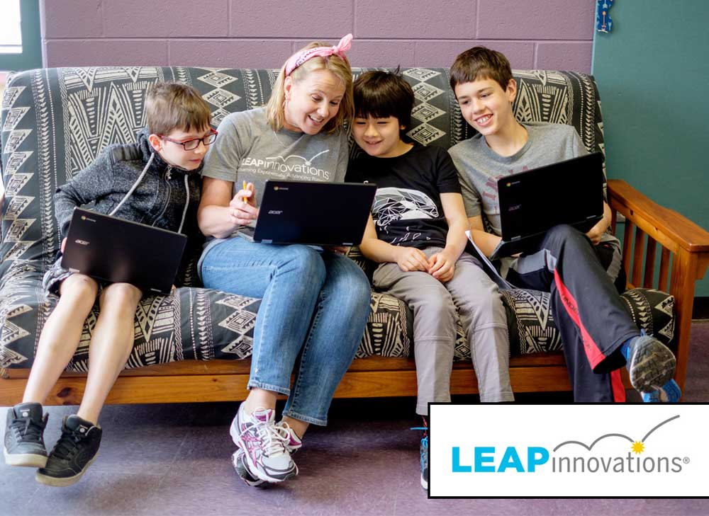 LEAP Innovations Film Festival Partner