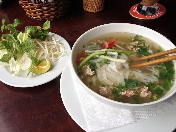 Laura Nalin - Ho Chi Minh City, Vietnam - Food - Pho