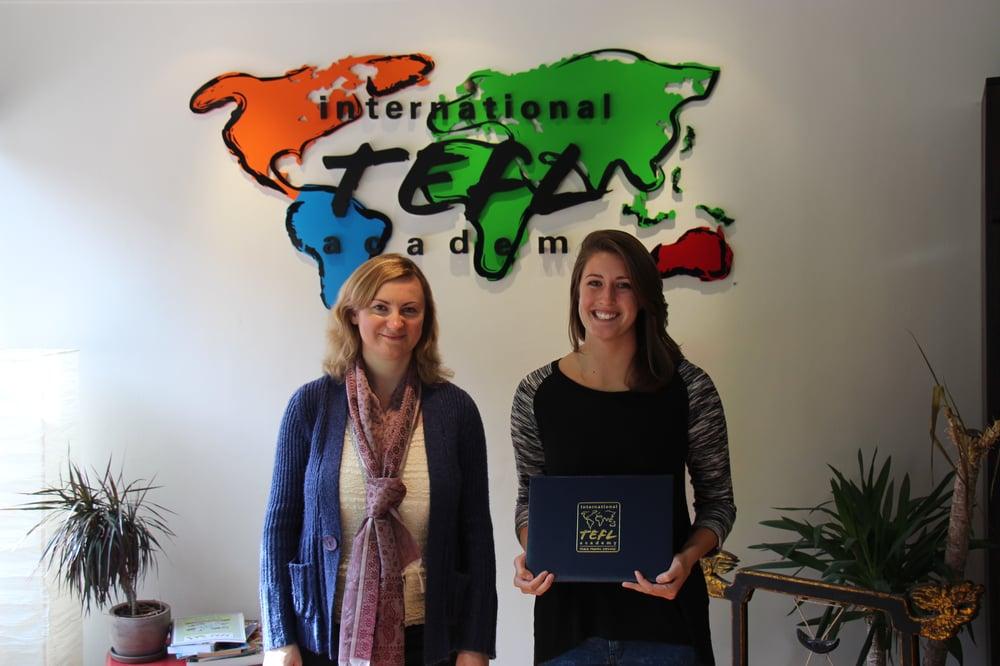 TEFL teach English abroad