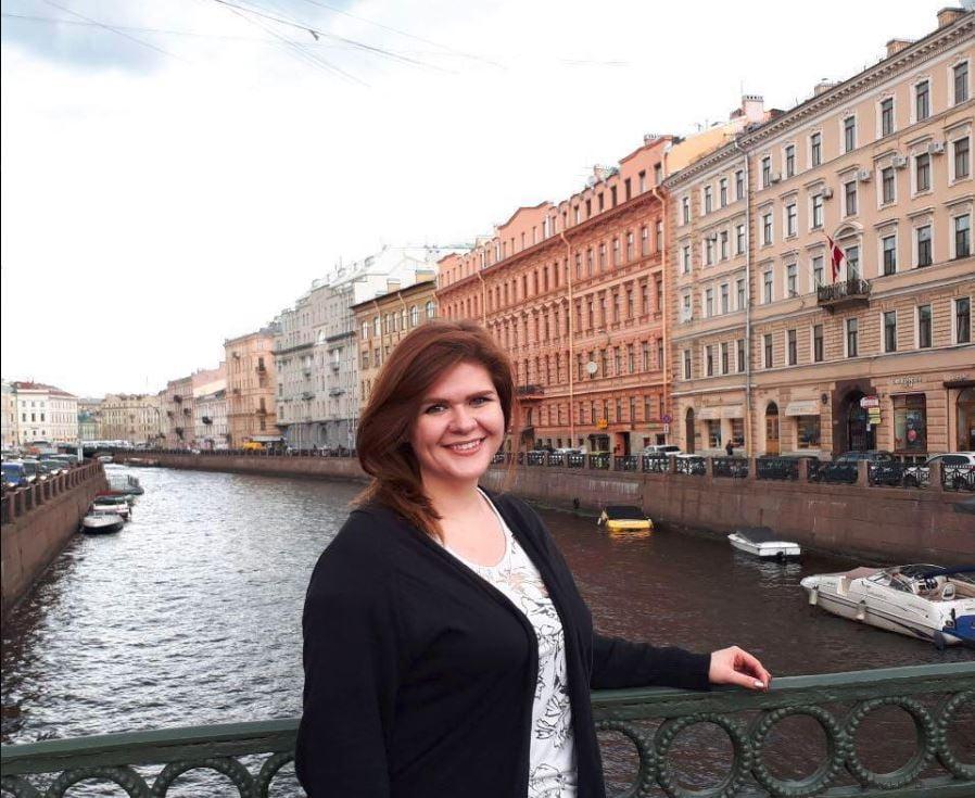Mandy Kline - Togliatti, Russia 3