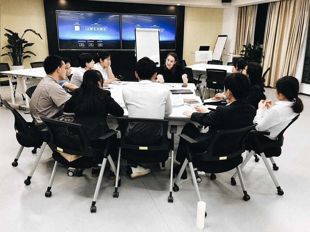 Teach English in China TEFL