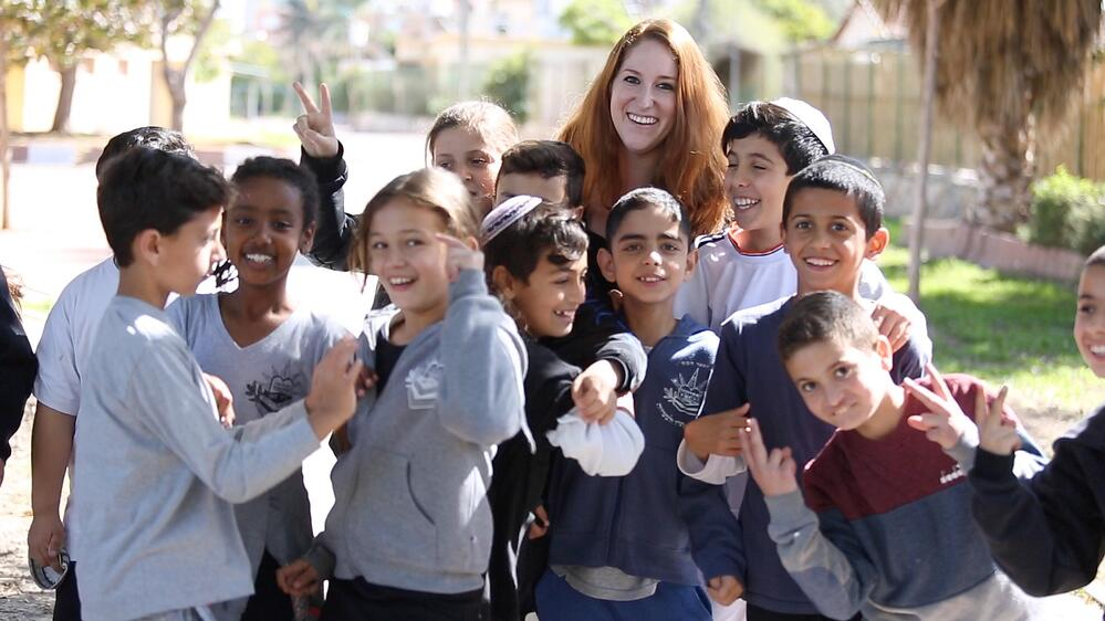 Make a Difference Teaching English in Israel