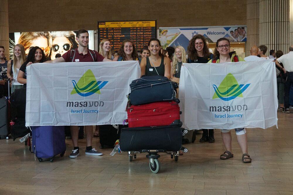 Masa Teaching in Israel Group Shot-1