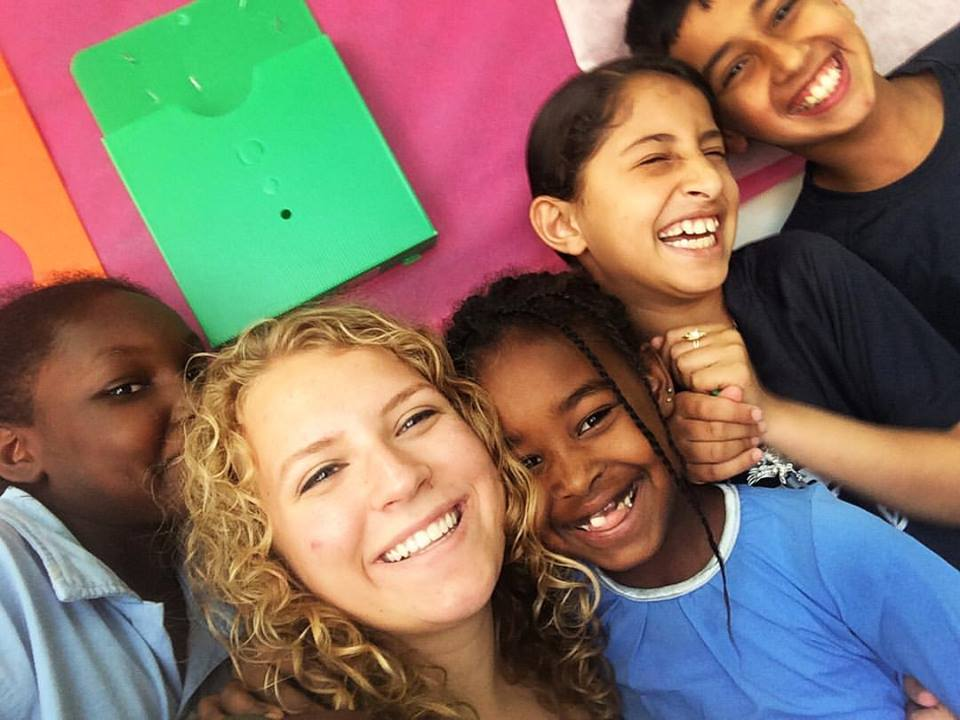 Opportunities to teach English in Israel through the Masa Fellows Program
