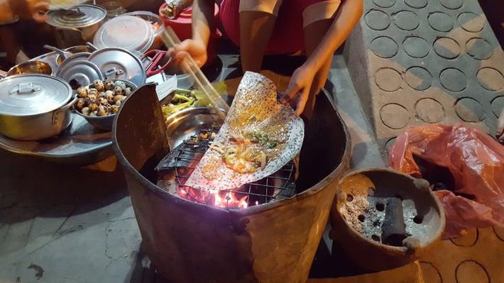 Street Food in Vietnam