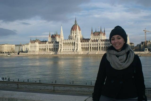 ITA Alumni Ambassador - Megan Newnham - Prague, Czech Republic