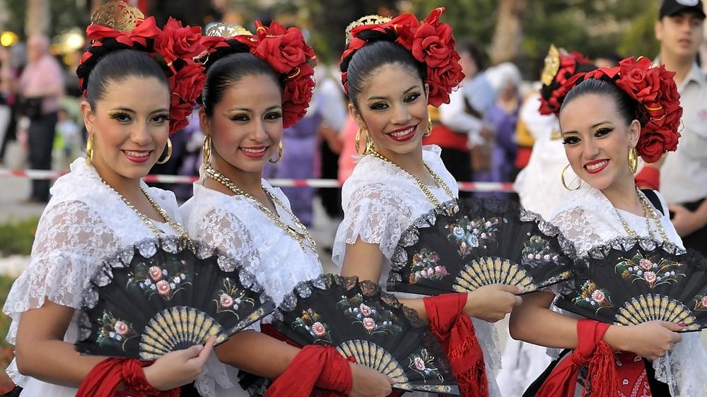 Mexico-Dancers-Culture