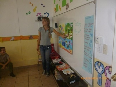Teaching English abroad for non-native speakers