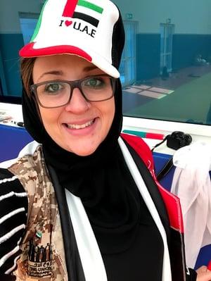 Teaching English in the United Arab Emirates
