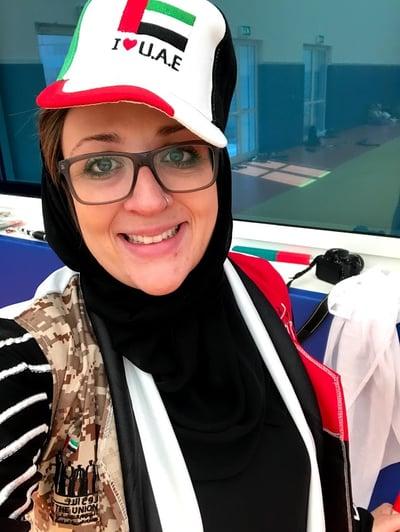 Teaching English in Khaimah, United Arab Emirates