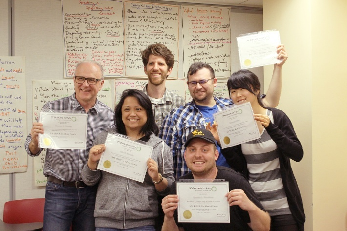 Learn how you can receive your TEFL Certification in New York City