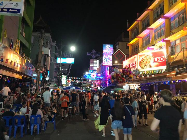 Nicola Rae - Bangkok, Thailand - Khao San Road