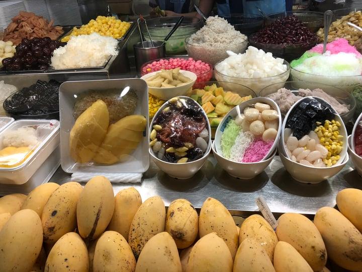 Nicola Rae - Bangkok, Thailand - Mango Jelly - Food