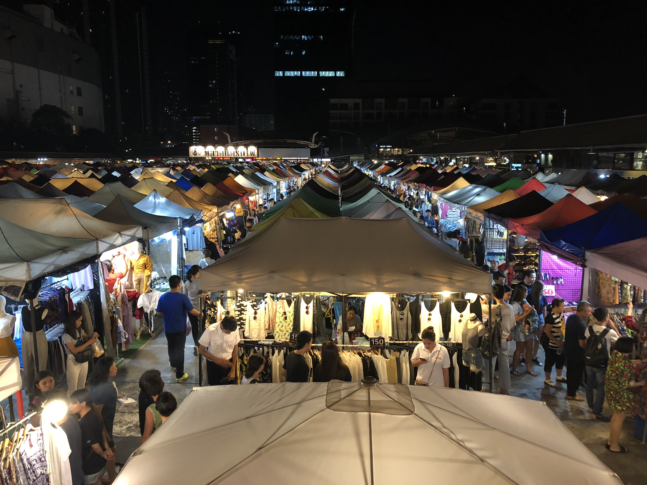 Nicola Rae - Bangkok, Thailand - Weekend Market