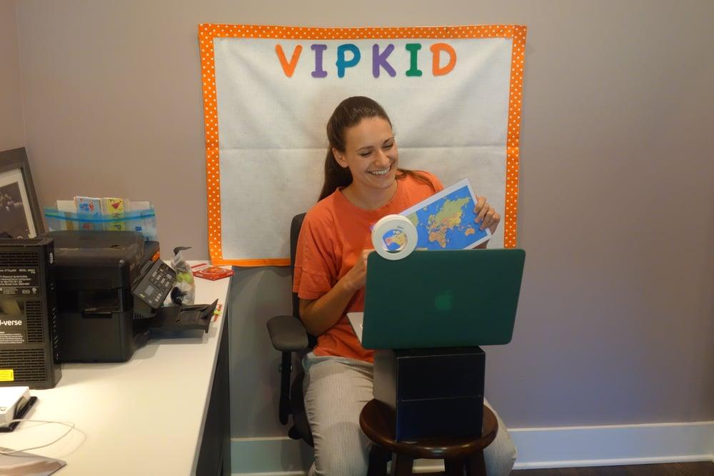 Nicola Wynn - Ambassador - Teach English Online Classroom 3