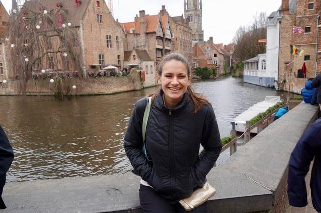 ITA Alumni Ambassadors - Nicole Wynn - Teaching English Online