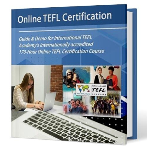 Online TEFL Certification | TEFL Online Certification | TEFL Courses