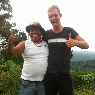 Teaching English in Panama